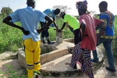 Weitere Prüfung der Brunnenbeschaffenheit - Prüfung