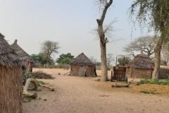 Deses Foto zeigt die Wohnunterkünfte in Patar.