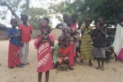 Das sind die Kinder aus Tocassone.
