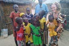 Ein etwas anderes Familienbild im Dorf…